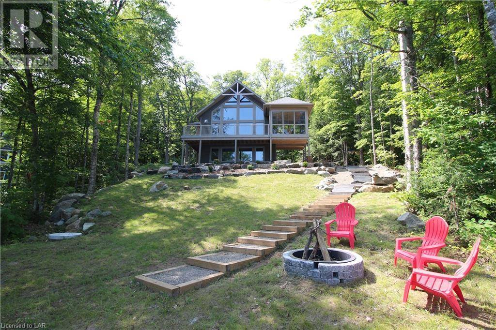 House for sale at 1012 James Point Rd Lake Of Bays Ontario - MLS: 214025