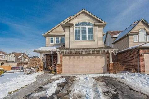House for sale at 1012 Oakcrossing Rd London Ontario - MLS: X4675418