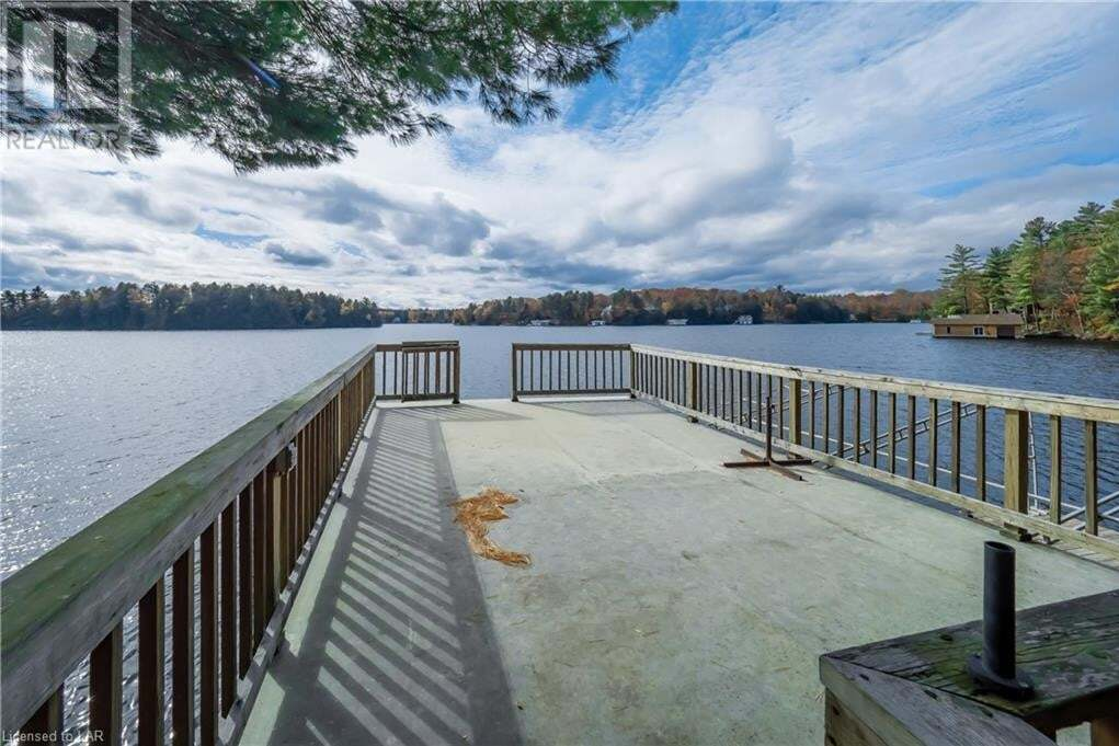 House for sale at 1012 West Rankin Rd Port Carling Ontario - MLS: 40034687