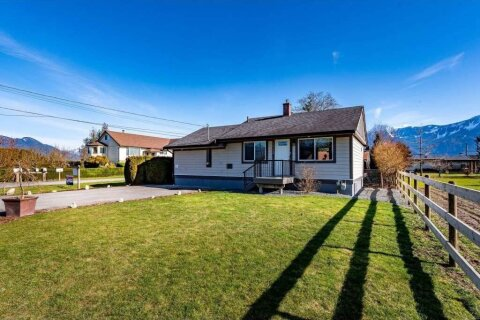 House for sale at 10120 Hawthorne Rd Chilliwack British Columbia - MLS: R2511932
