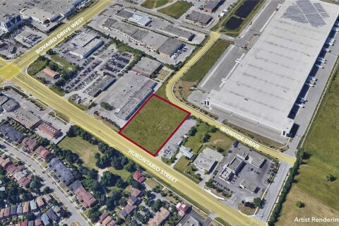 Commercial property for sale at 10124 Hurontario St Brampton Ontario - MLS: W4959198