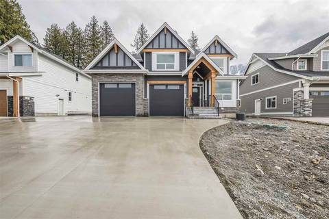 House for sale at 10124 Parkwood Dr Rosedale British Columbia - MLS: R2353923