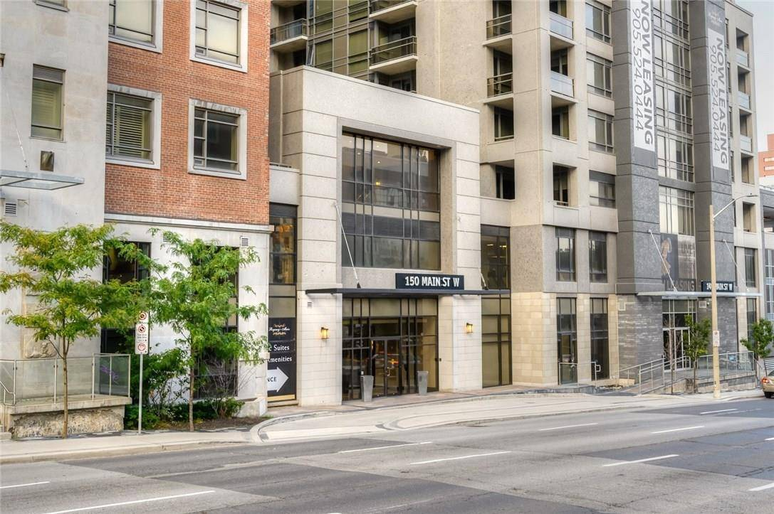 Condo for sale at 150 Main St W Unit 1013 Hamilton Ontario - MLS: H4061481