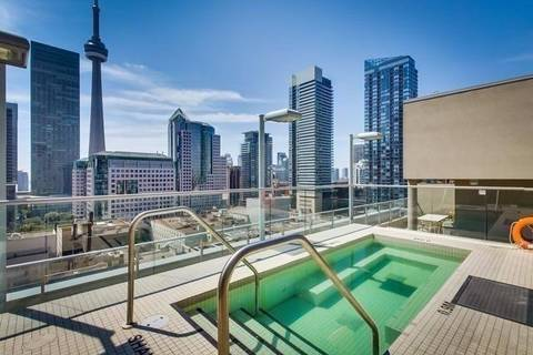 Apartment for rent at 21 Nelson St Unit 1013 Toronto Ontario - MLS: C4391979