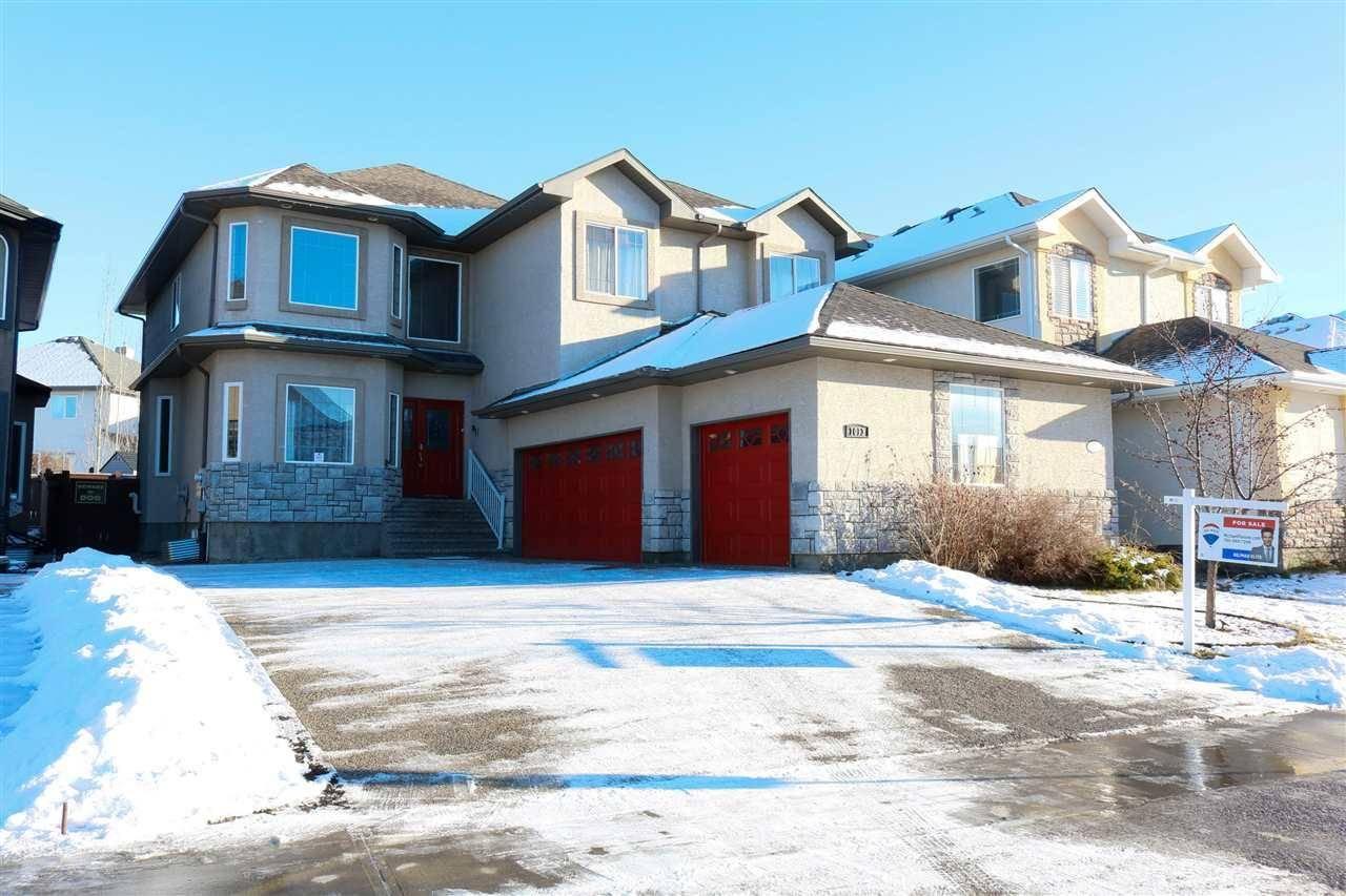 House for sale at 1013 70 St Sw Edmonton Alberta - MLS: E4184891