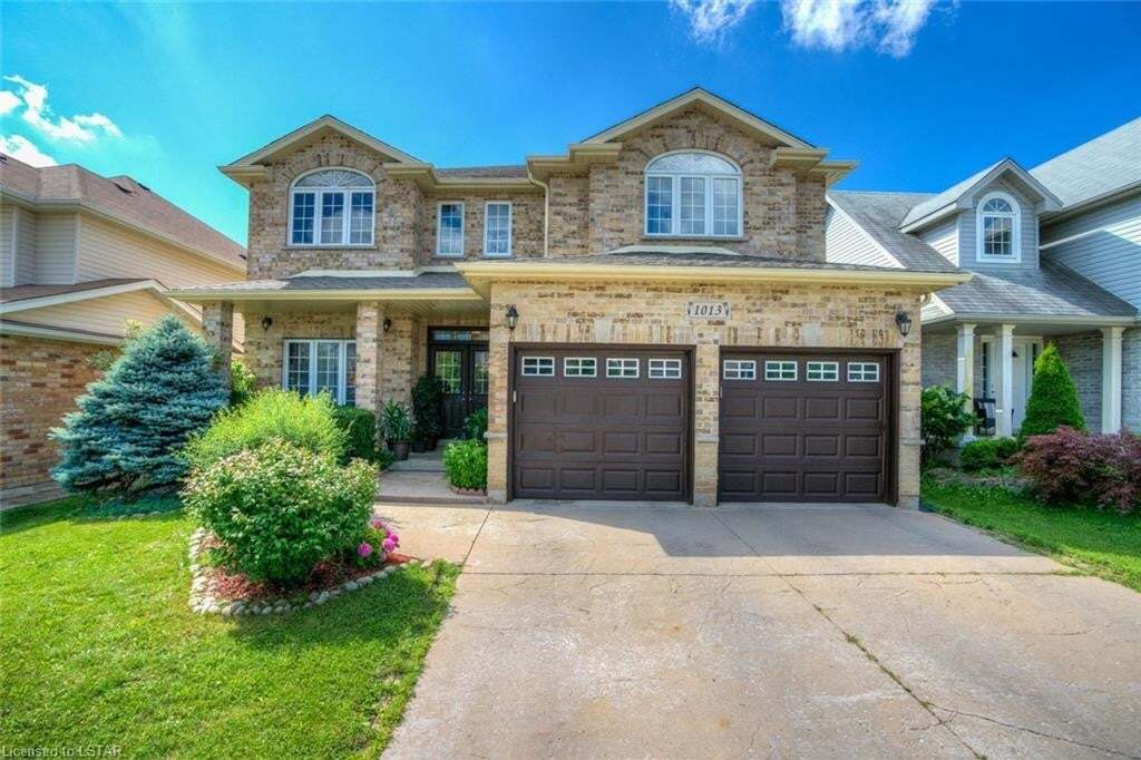 House for sale at 1013 Byronmanor Rd London Ontario - MLS: 279655