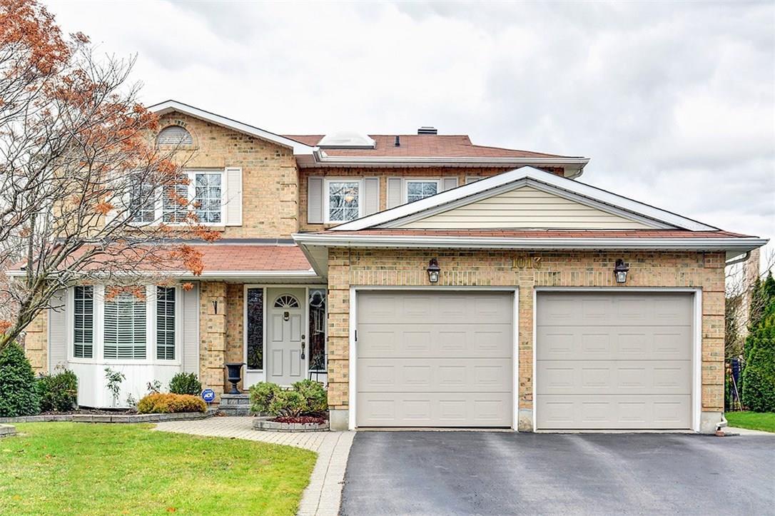 Removed: 1013 Terranova Drive, Ottawa, ON - Removed on 2018-11-25 04:18:13