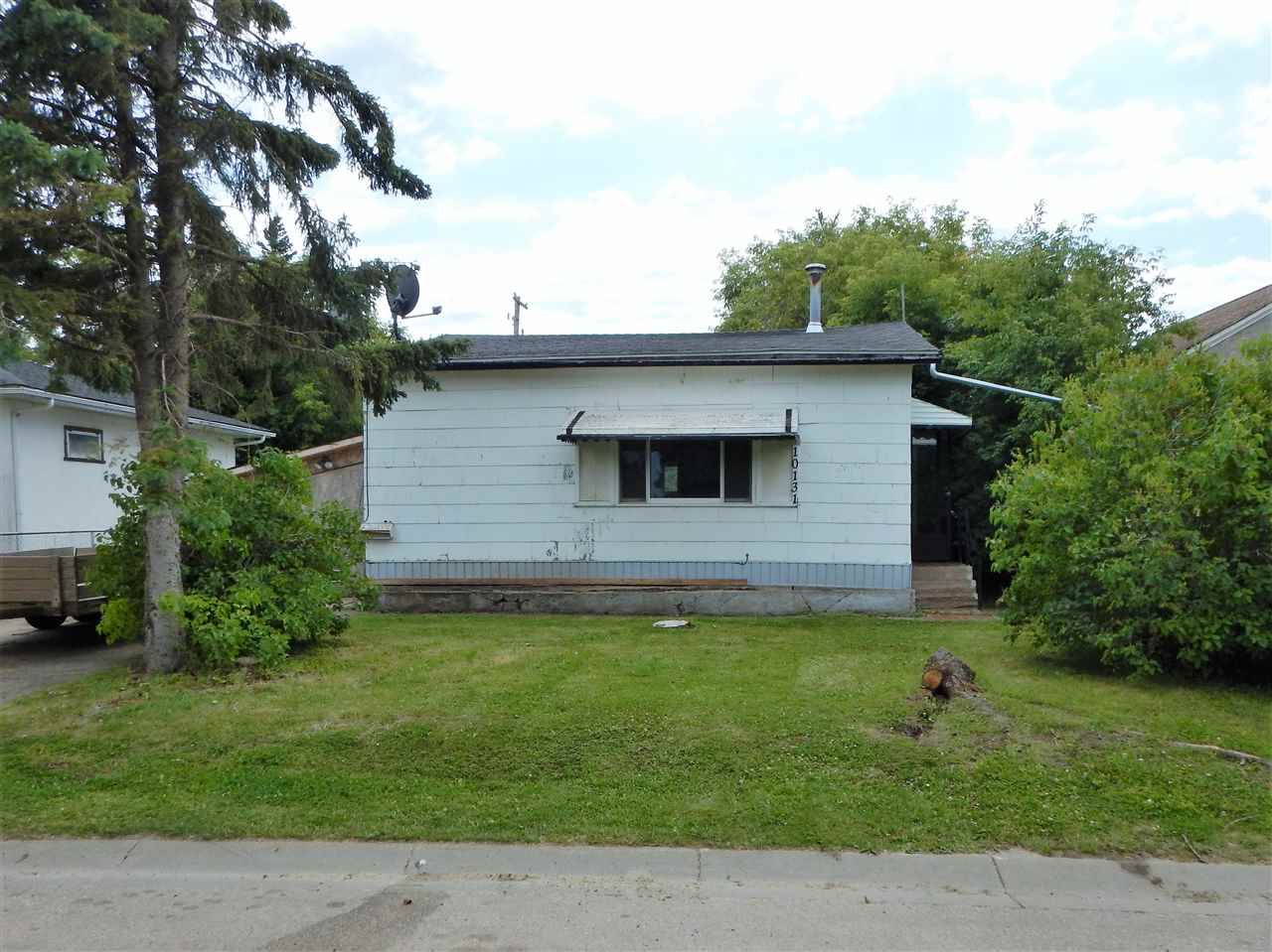 For Sale: 10131 104 Street , Westlock, AB | 2 Bed, 1 Bath House for $119,000. See 19 photos!