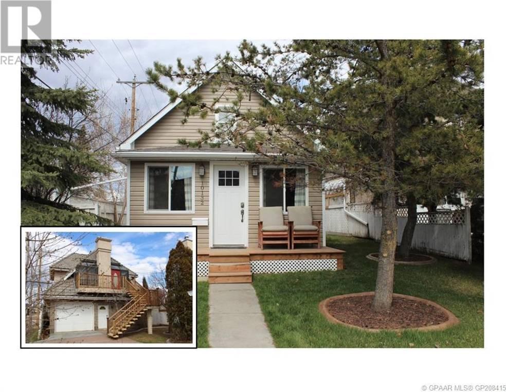 House for sale at 10132 106 Ave Grande Prairie Alberta - MLS: GP208415
