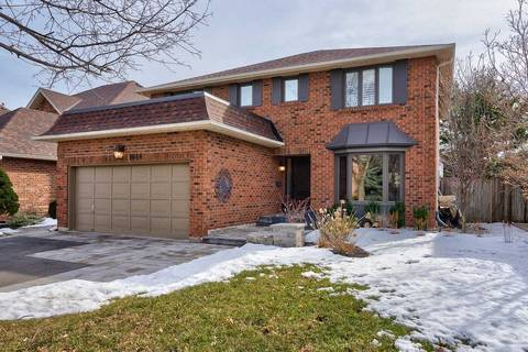 House for sale at 1014 Oak Meadow Rd Oakville Ontario - MLS: W4701877