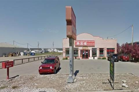 Commercial property for lease at 1014 Westridge Rd Northwest Strathmore Alberta - MLS: C4279344