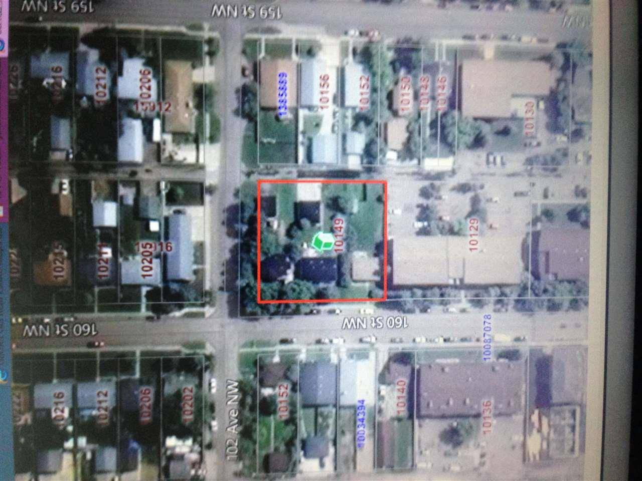 Residential property for sale at 10149 160 St Nw Edmonton Alberta - MLS: E4091800