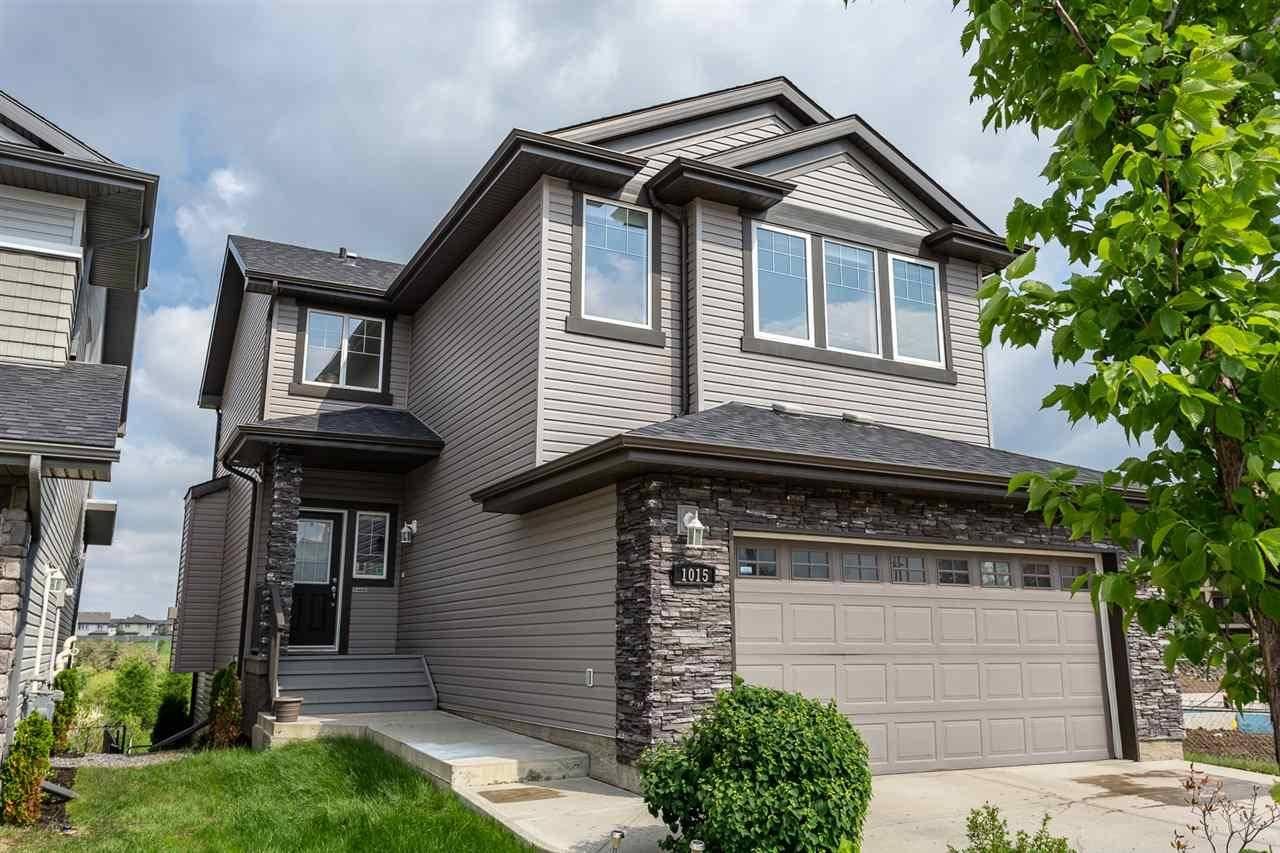 House for sale at 1015 173 St Sw Edmonton Alberta - MLS: E4166754