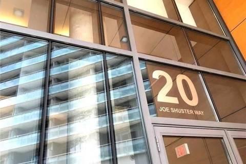 Apartment for rent at 20 Joe Shuster Wy Unit 1015 Toronto Ontario - MLS: C4486803
