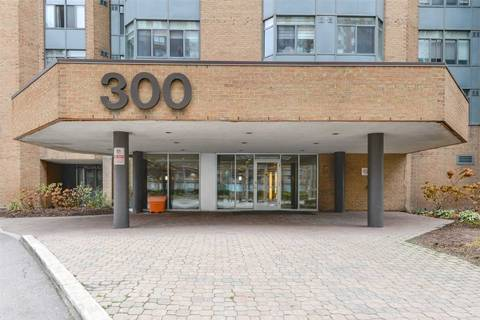 Condo for sale at 300 Webb Dr Unit 1015 Mississauga Ontario - MLS: W4677646