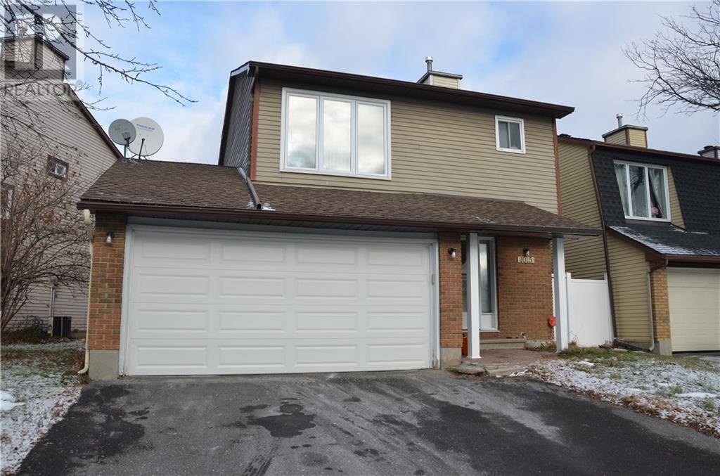 House for sale at 1015 Barwell Ave Ottawa Ontario - MLS: 1176904