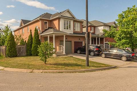 Townhouse for sale at 1015 Borden Ln Milton Ontario - MLS: W4556362