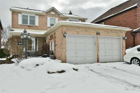 House for rent at 1015 Colonial St Pickering Ontario - MLS: E4767012