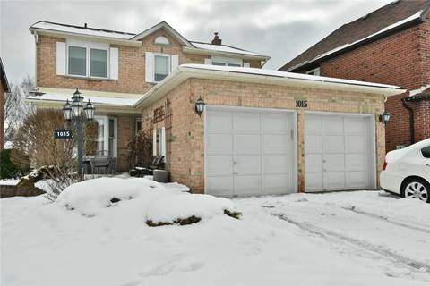 House for rent at 1015 Colonial St Pickering Ontario - MLS: E4729822