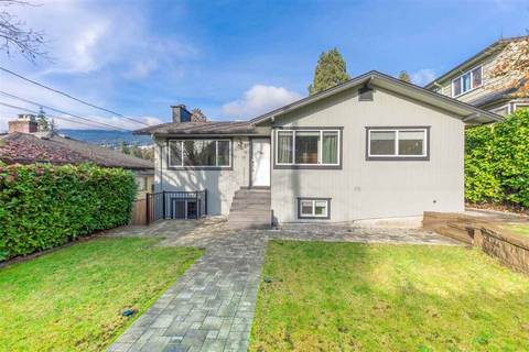 House for sale at 1015 Jefferson Ave West Vancouver British Columbia - MLS: R2444164