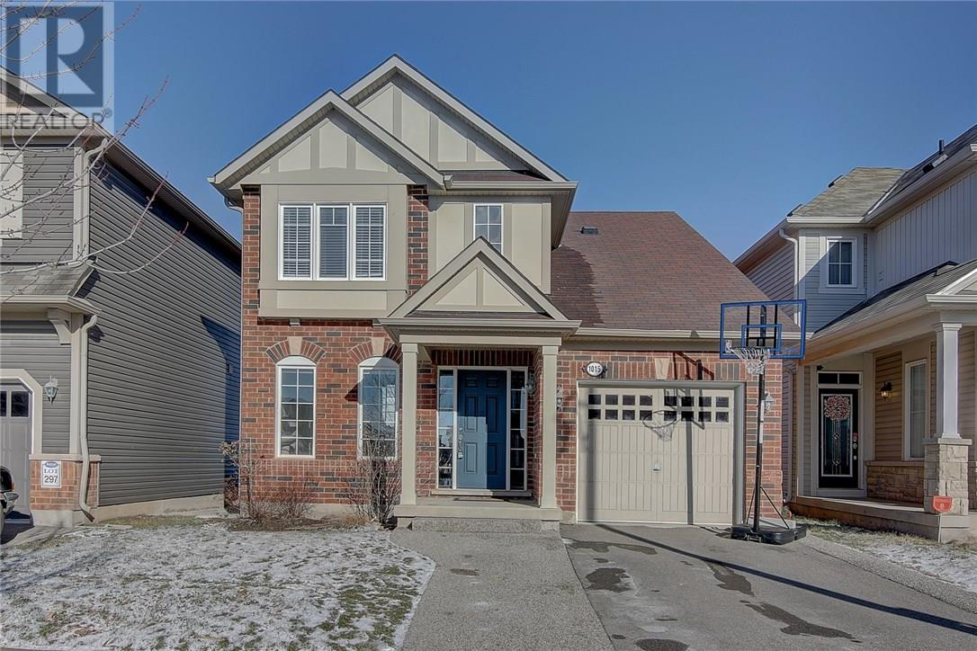 House for sale at 1015 Leger Way Milton Ontario - MLS: W4334670