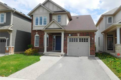 House for rent at 1015 Leger Wy Milton Ontario - MLS: W4473680