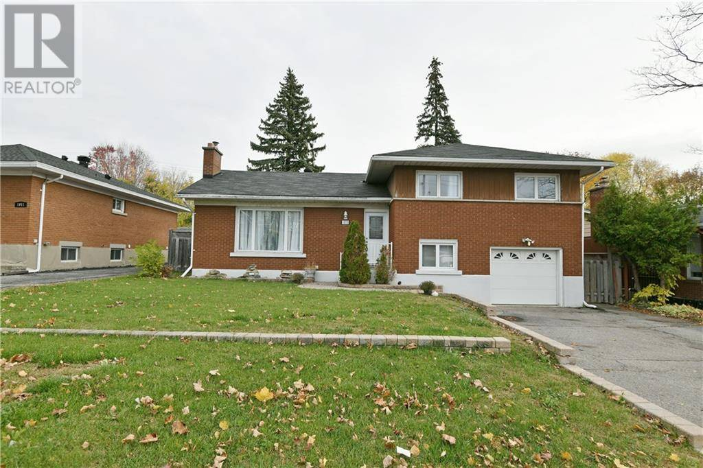 House for sale at 1015 Pinecrest Rd Ottawa Ontario - MLS: 1174587