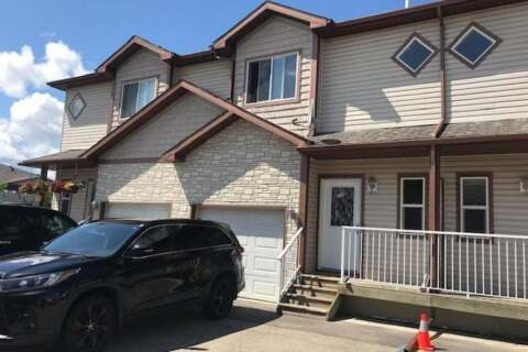Townhouse for sale at 10150 121 Ave Grande Prairie Alberta - MLS: A1012603