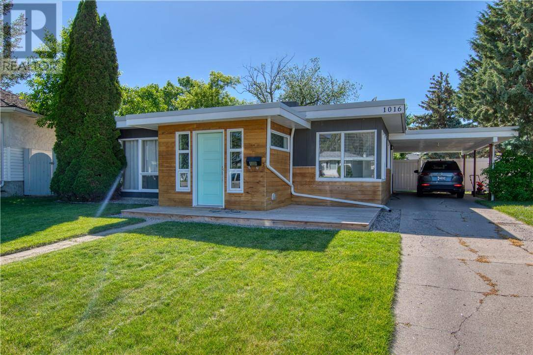 House for sale at 1016 21 St S Lethbridge Alberta - MLS: ld0188220