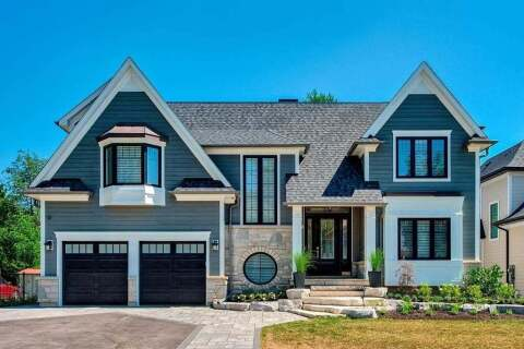 House for sale at 1016 Bridge Rd Oakville Ontario - MLS: W4846600