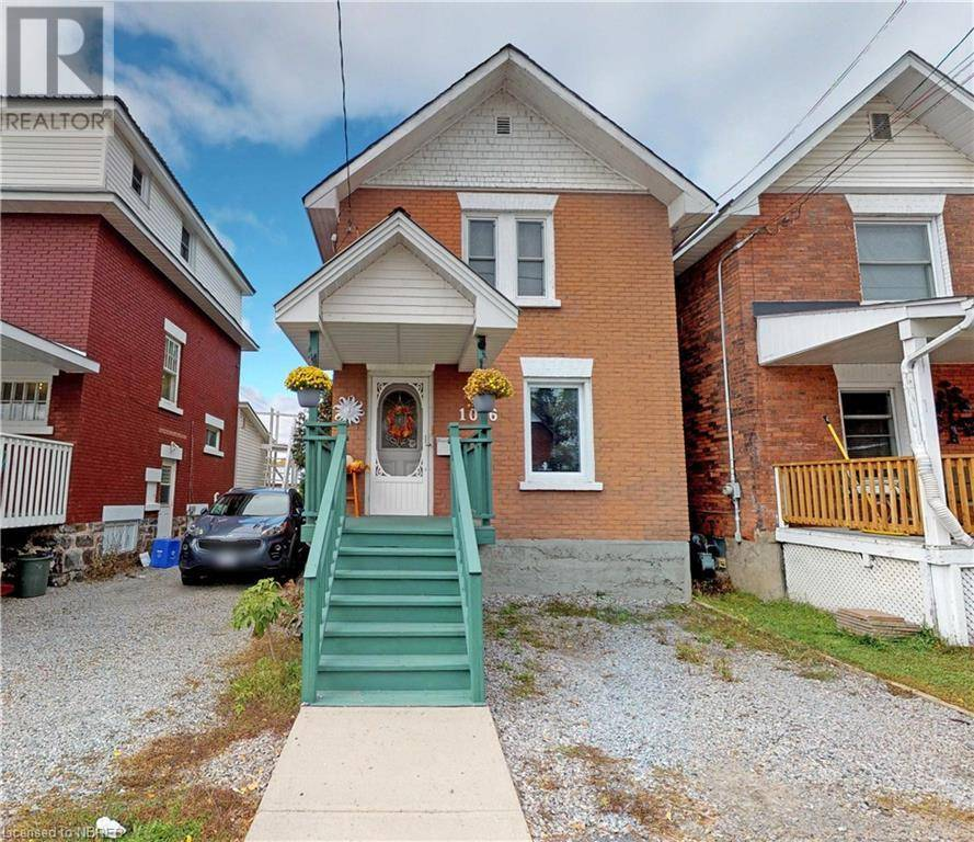 House for sale at 1016 Ferguson St North Bay Ontario - MLS: 226466