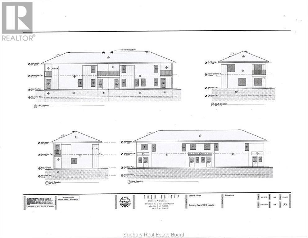 Townhouse for sale at 1016 Lasalle  Sudbury Ontario - MLS: 2067644