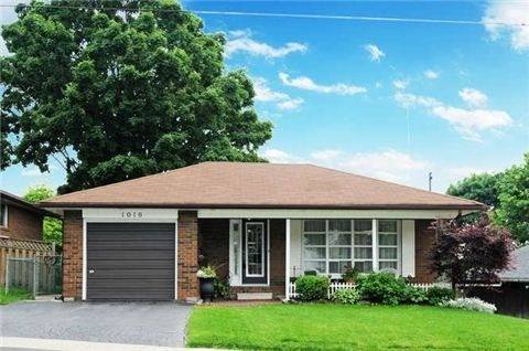 House for sale at 1016 Mccullough Dr Whitby Ontario - MLS: E4702012