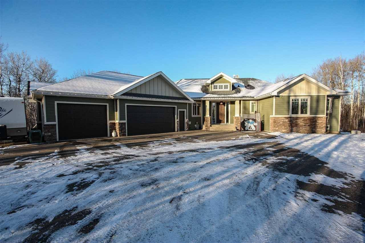 House for sale at 1016 Twp Rd Rural Parkland County Alberta - MLS: E4182029