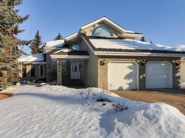 House for sale at 1016 Wanyandi Wy Nw Edmonton Alberta - MLS: E4189366