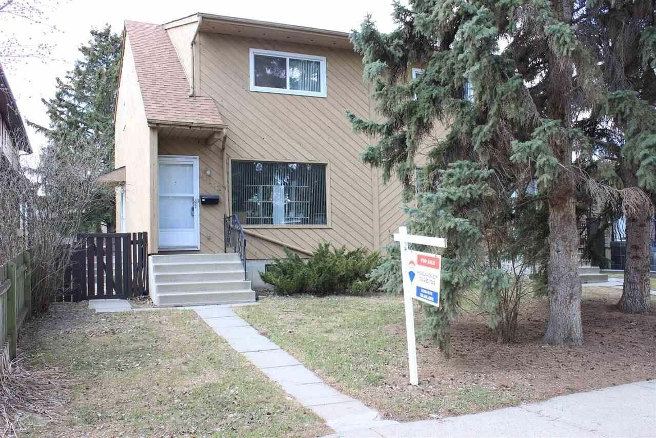Townhouse for sale at 10162 88 St NW Edmonton Alberta - MLS: E4196753