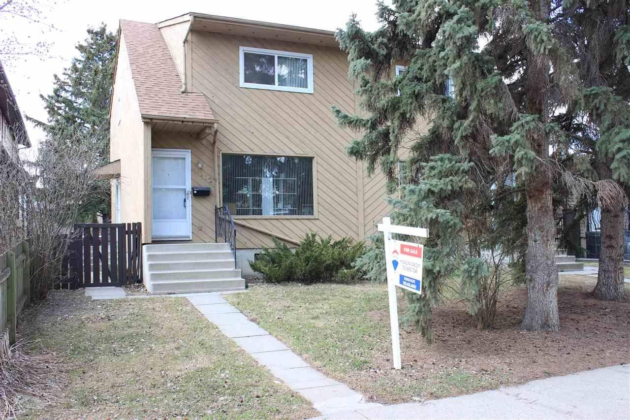 Townhouse for sale at 10162 88 St Nw Unit 10162 Edmonton Alberta - MLS: E4182342