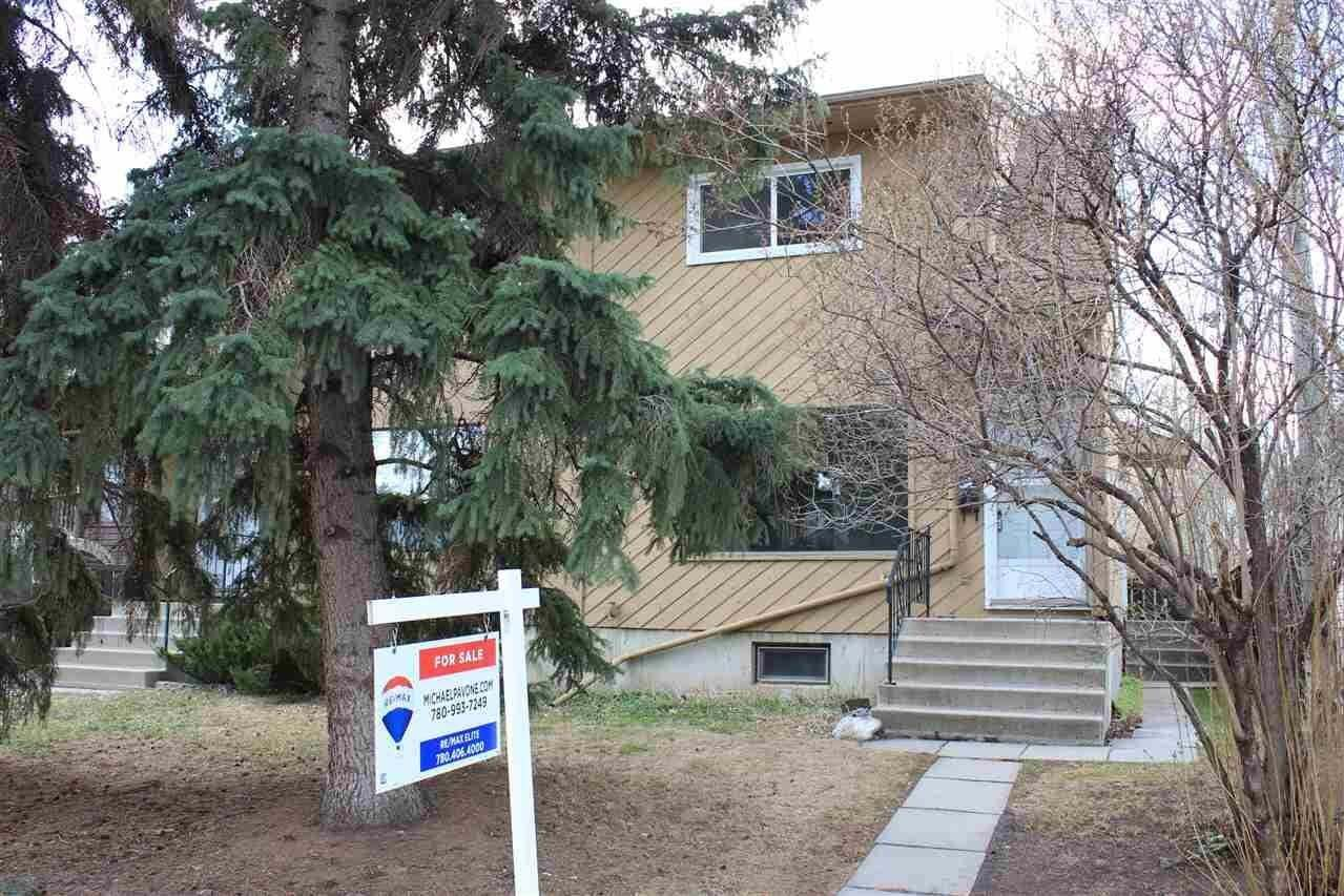 Townhouse for sale at 10164 88 St NW Edmonton Alberta - MLS: E4196754