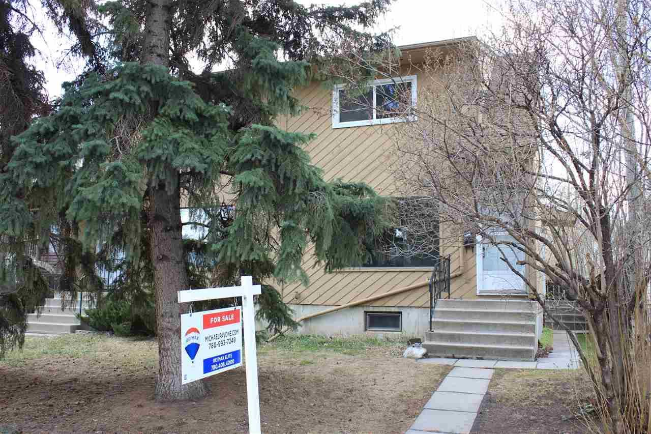 Townhouse for sale at 10164 88 St Nw Edmonton Alberta - MLS: E4182704