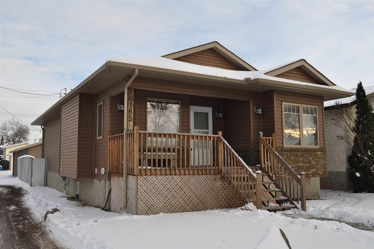 House for sale at 10165 145 St NW Edmonton Alberta - MLS: E4221238