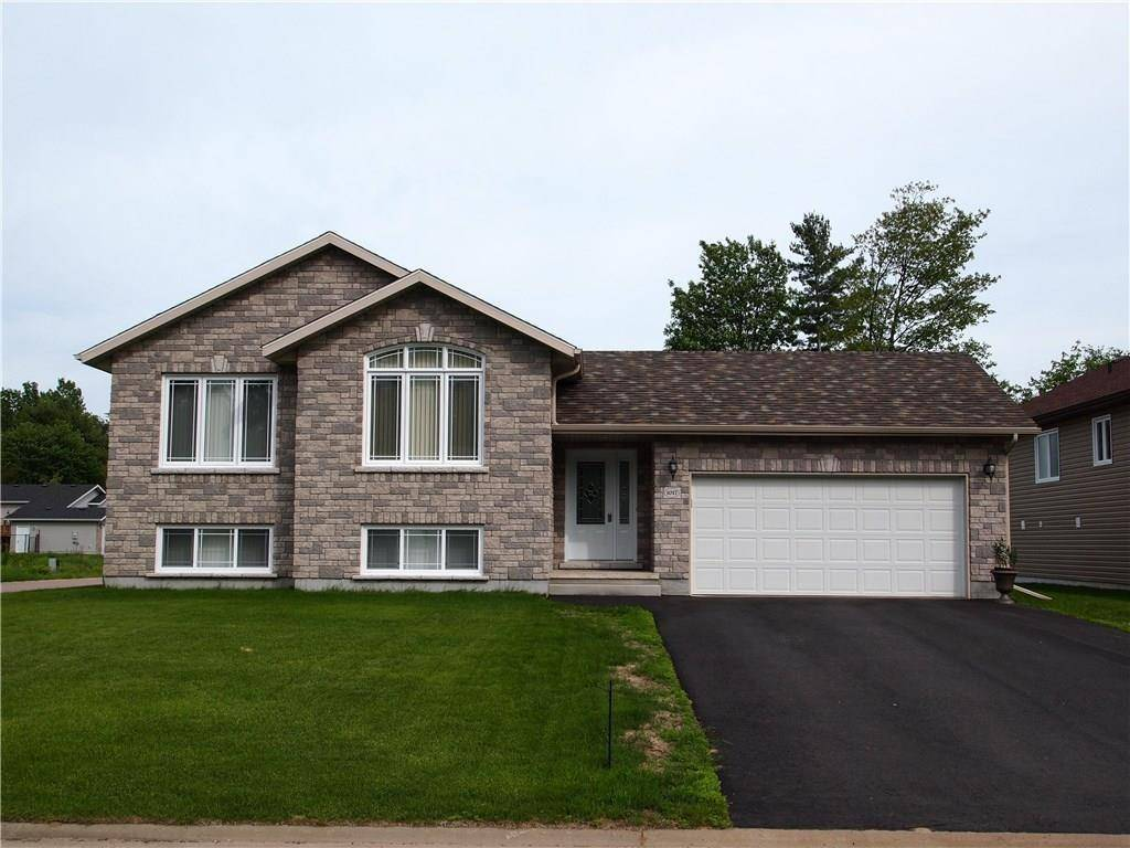 House for sale at 1017 Beatty Cres Deep River Ontario - MLS: 1136056