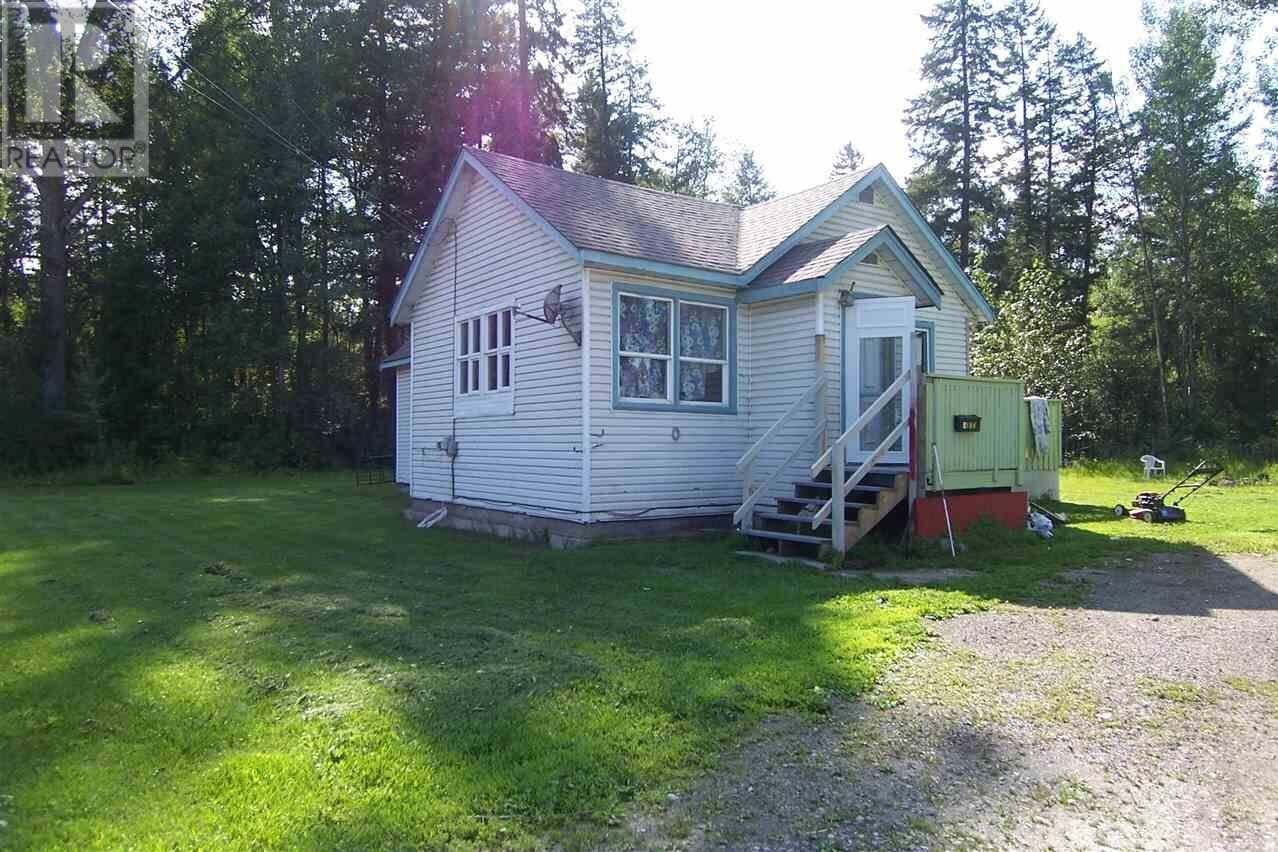 House for sale at 1017 Hazel Rd Quesnel British Columbia - MLS: R2472695