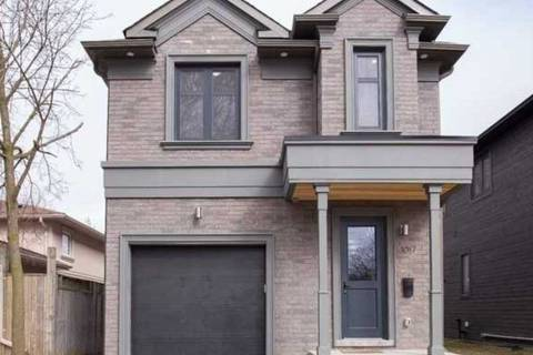 House for sale at 1017 Lorne Park Rd Mississauga Ontario - MLS: W4721666