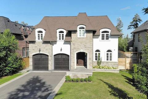 House for sale at 1017 Melvin Ave Oakville Ontario - MLS: W4635956
