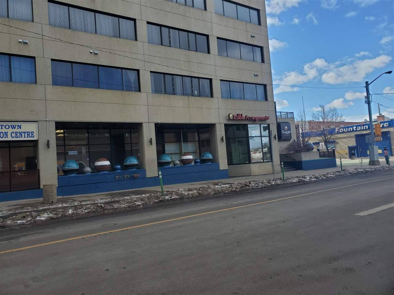 Commercial property for sale at 10179 105 St Nw Edmonton Alberta - MLS: E4188961