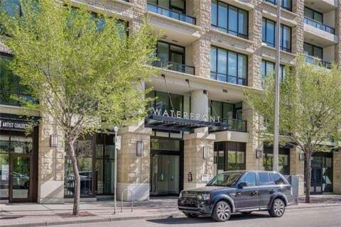 Condo for sale at 222 Riverfront Ave Southwest Unit 1018 Calgary Alberta - MLS: C4299117