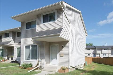 Townhouse for sale at 3235 56 St Northeast Unit 1018 Calgary Alberta - MLS: C4263793