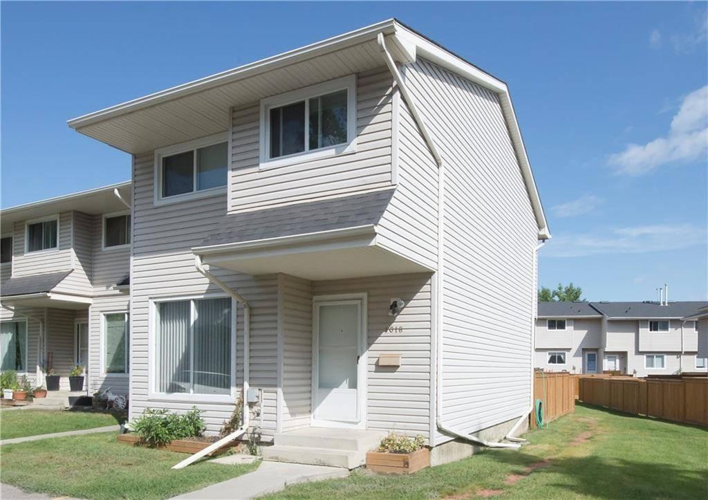 Townhouse for sale at 3235 56 St Ne Unit 1018 Pineridge, Calgary Alberta - MLS: C4263793