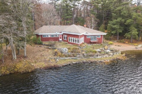 House for sale at 1018 Clearwater Shores Blvd Muskoka Lakes Ontario - MLS: X4973506