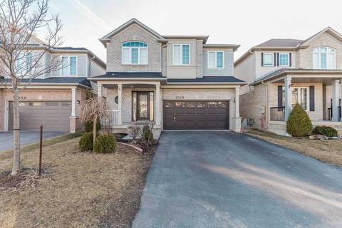 House for sale at 1018 Easterbrook Cres Milton Ontario - MLS: W4421662